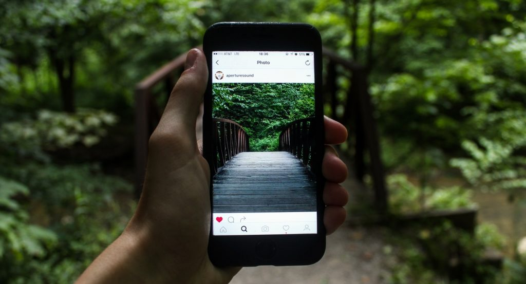 instagram cestovatel