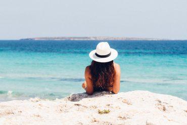 co s sebou na dovolenou u more