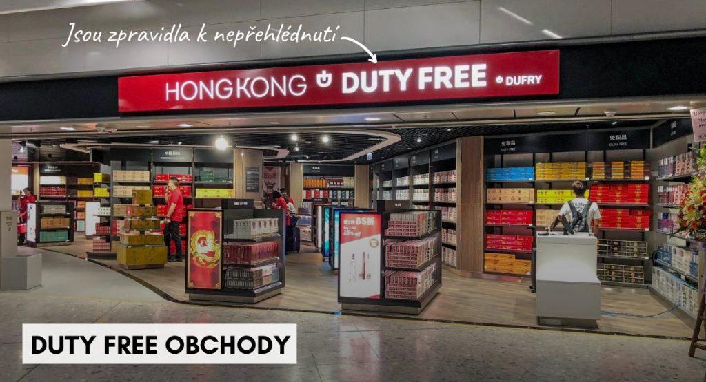 duty free obchody