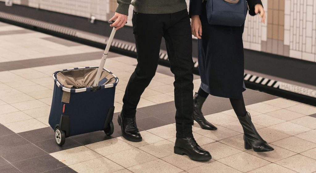 nakupni tasky na koleckach