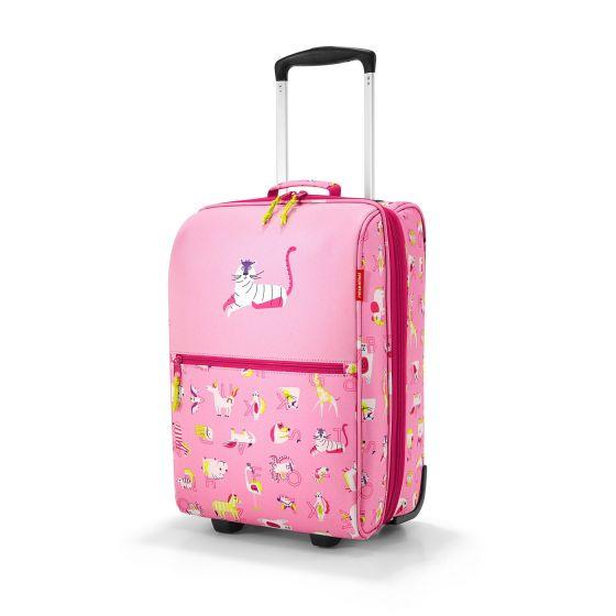 Reisenthel detsky kufr ruzovy