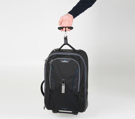 vaha na zavazadla