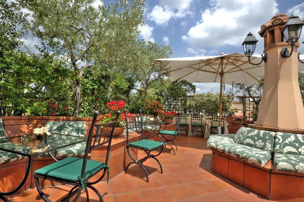 diana roof garden rim
