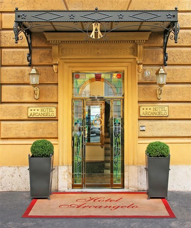 eurovikend Hotel Arcangelo