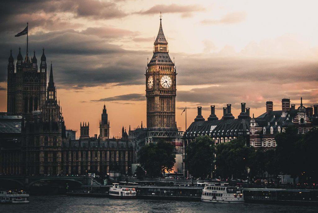 big ben eurovikend londyn