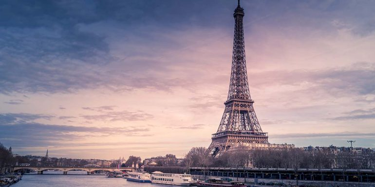 eurovikend v parizi