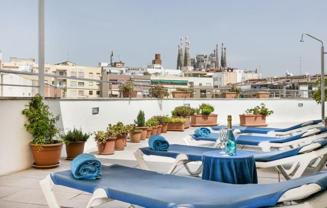 aranea hotel eurovikend v barcelone