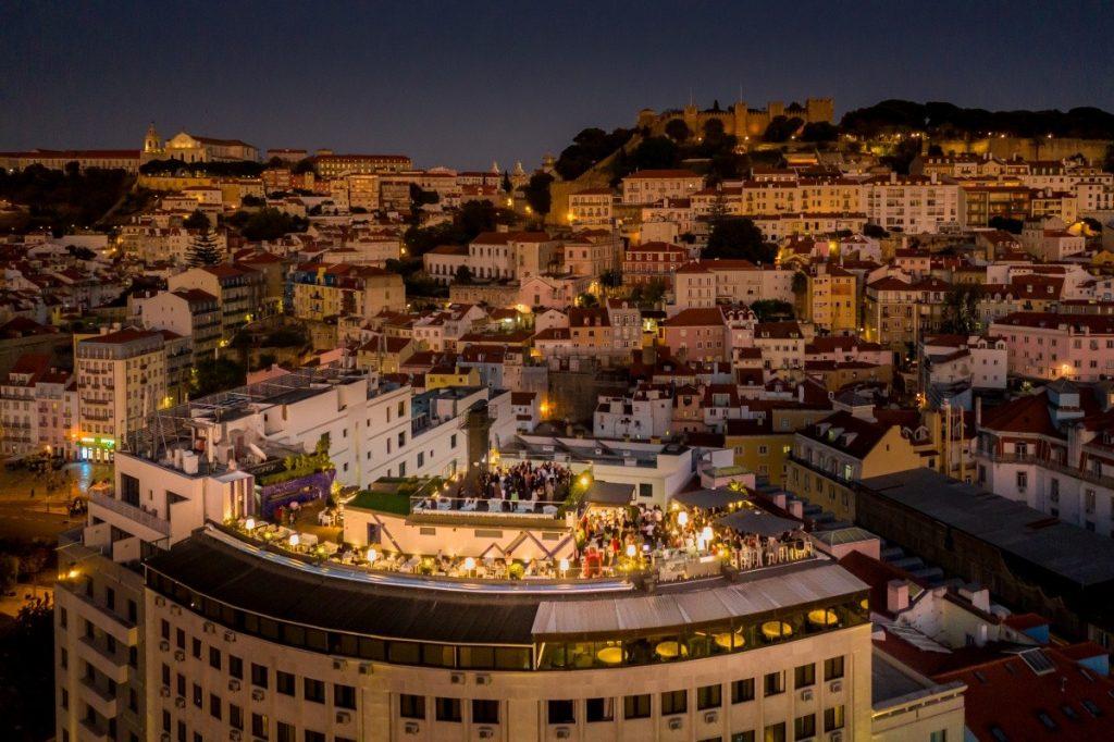 hotel mundial eurovíkend v Lisabonu